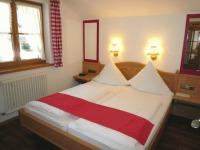 Fewo Nebelhorn Schlafzimmer