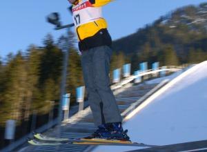 Skisprung Schnupperkurs