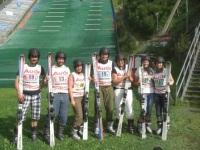 Skisprung Workshop