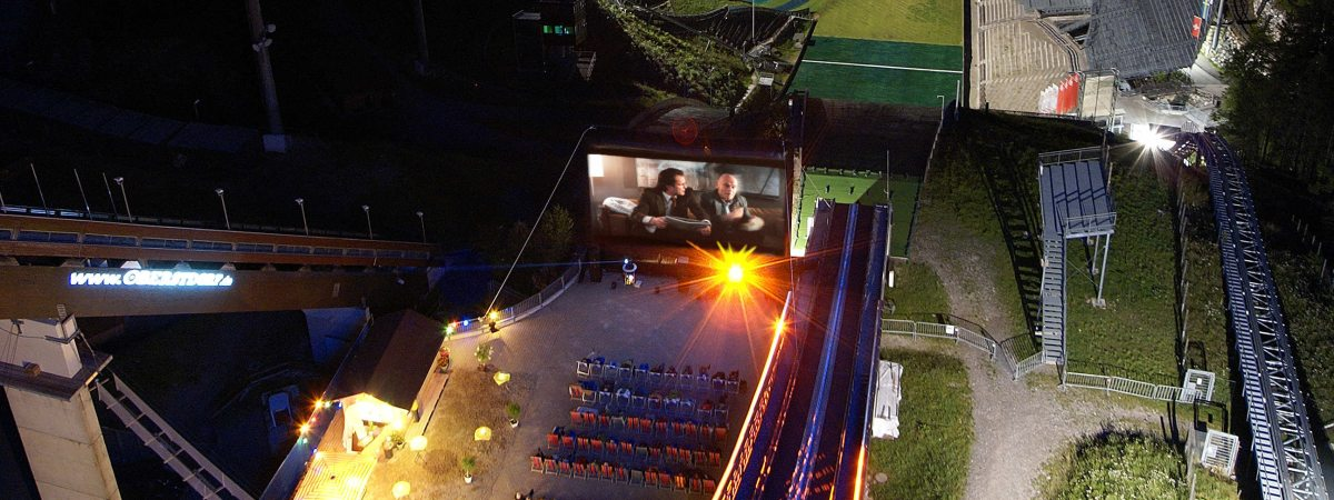 Open Air Kino: ©g.jansen
