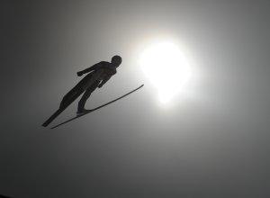 Skispringer Vierschanzentournee