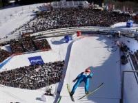 FIS Team Tour Weltcup Skifliegen