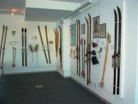 Ski Geschichte im Museum der Erdinger Arena