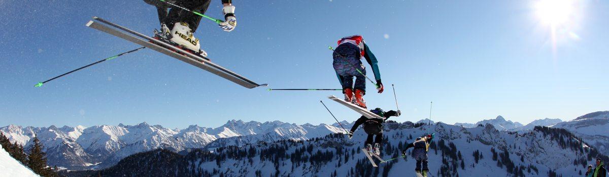 Skicross Obermaiselstein/Grasgehren