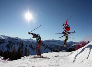 Ski Cross Grasgehren