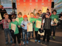 Sieger Schülerclubmeisterschaften 2013