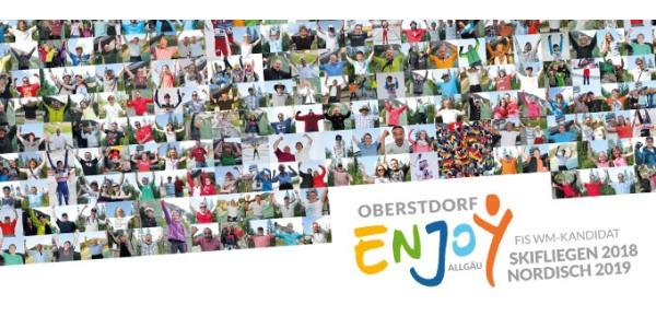 Jubeln für Oberstdorf