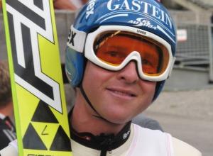 Sieger Bernhard Gruber aus Österreich