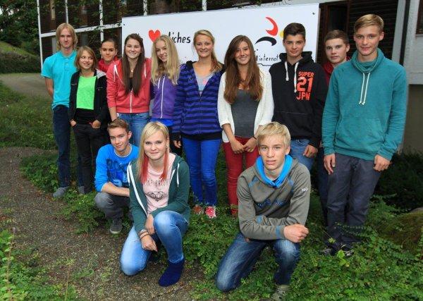 """Die """"Wilde 13"""" kapert das Skiinternat Oberstdorf"""
