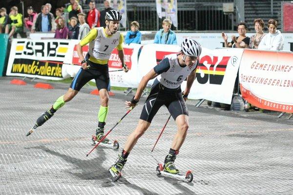 Erich Frenzel und Björn Kircheisen