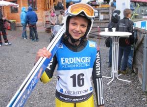 Die Dritte Gianina Ernst