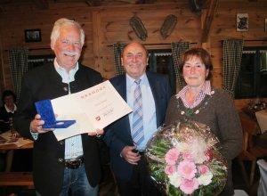 Jubiläum Arbeitsgemeinschaft Oberstdorfer Skivereine