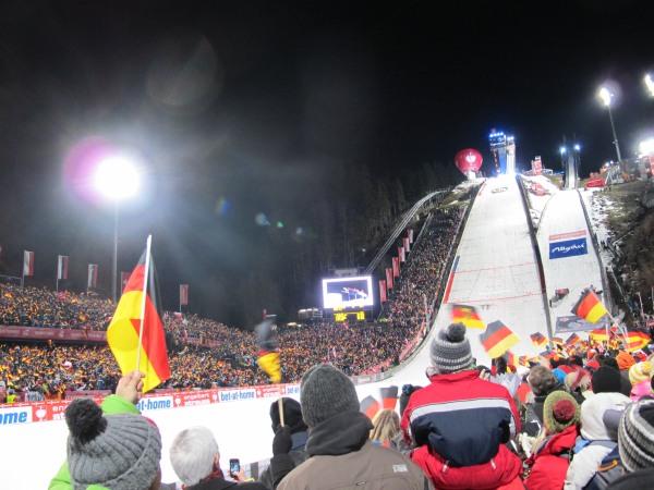 25 500 Zuschauer in der Erdinger Arena
