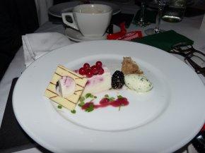 Dessert-Teller