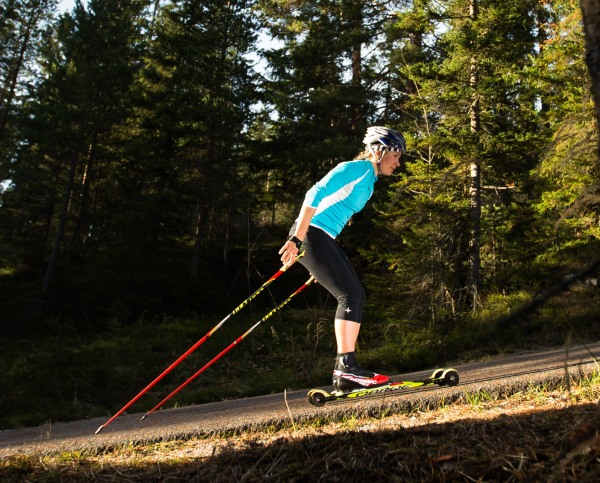 Skiroller-Training