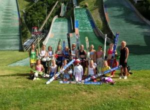 Mädchen Camp Oberstdorf