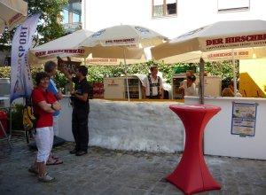 PROSPORT auf dem Stadtfest in Sonthofen