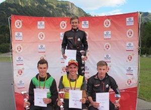 Die erfolgreichen SCO-Sportler beim DSV Jugendcup / Deutschlandpokal