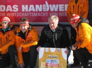 Hans-Peter Rauch, Präsident der Schwäbischen Handswerkskammer