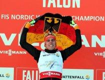 Johannes Rydzek wird Weltmeister im Einzel und Team