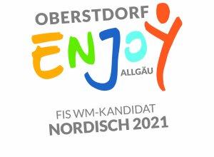 Bewerbungslogo Nordische Ski-WM 2021