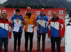 Erfolgreiche SCO-Kombinierer beim DSV Jugendcup / Deutschlandpokal in Oberstdorf