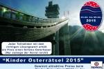 Plakat Ostereiersuche 2015
