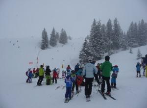 Internationales Kinderrennen Fellhorn