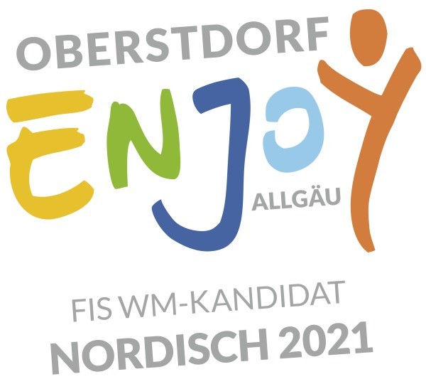 Logo Enjoy Oberstdorf 2021