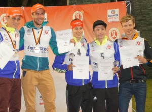 Podium Deutsche Meisterschaft 2015 NK Herren