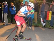 Johannes Rydzek gewinnt zum achten Mal sein Heimrennen