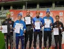 Siegerpodium Skispringen Jugend 16 18.09.2015
