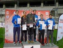 Siegerpodium Skispringen Jugend 17 18.09.2015