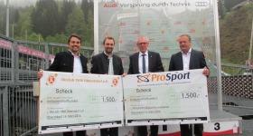 Scheckbergabe-prosport-sco