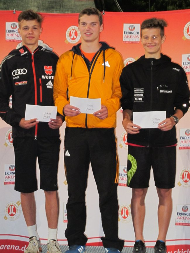 Philipp Raimund, Felix Althaus, Peter Dominik