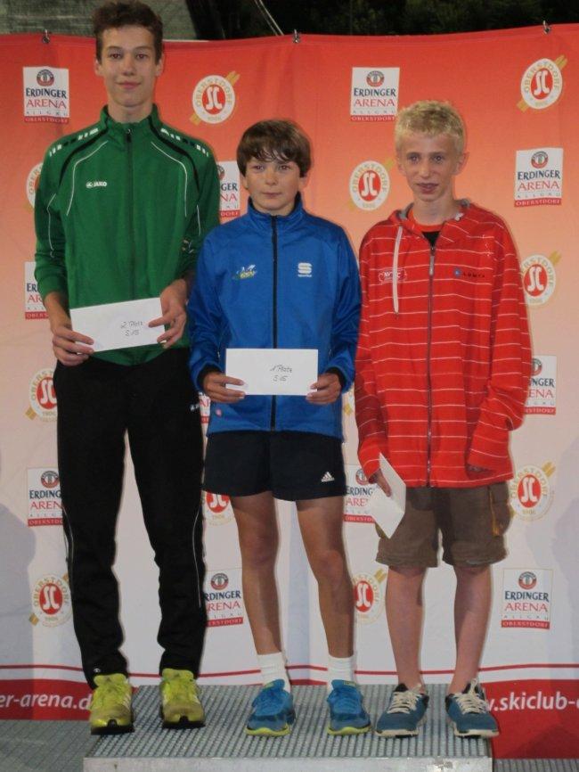 Patrick Neumann, Tanguy Laheurte, Stephane Tremblay