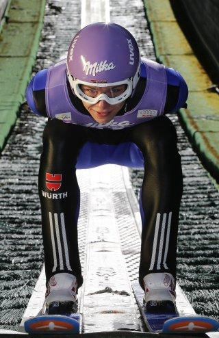 Skispringer Andreas Wellinger freut sich schon auf die Vierschanzentournee