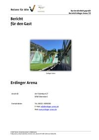 Reisen für Alle - Audi Arena