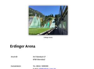 Reisen für Alle - Erdinger Arena