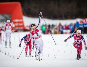 FIS Tour de Ski im Langlaufstadion Ried