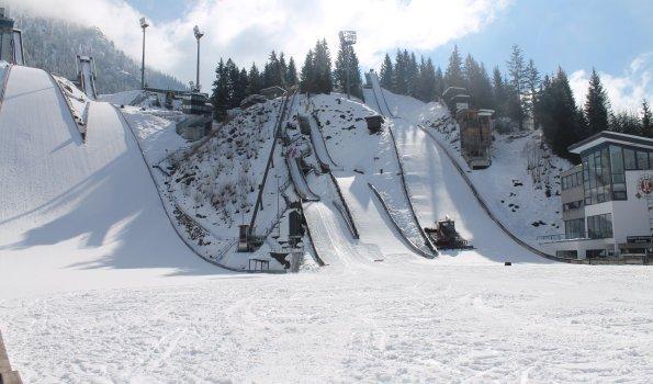 ICO Skisprung