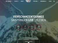 Vierschanzentournee Homepage