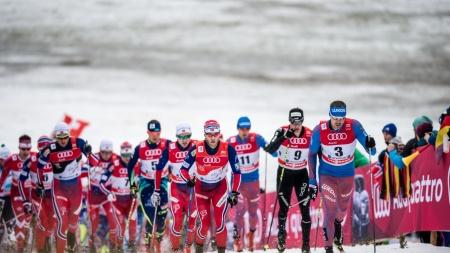 Tour de Ski 2016 - Massenstart