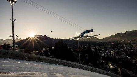 Auftaktspringen der Vierschanzentournee in Oberstdorf