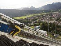 Skispringen beim DSV Jugendcup/Deutschlandpokal