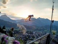 Skispringen in Oberstdorf