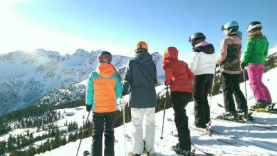 Ski Alpin Gruppe