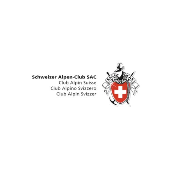SAC Logo auf weiss