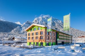 Winter in Deinem Explorer Hotel