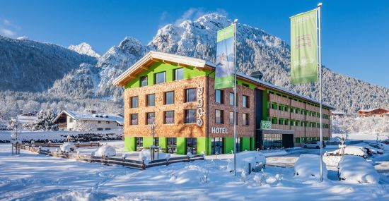 Winter im trendigen Explorer Hotel